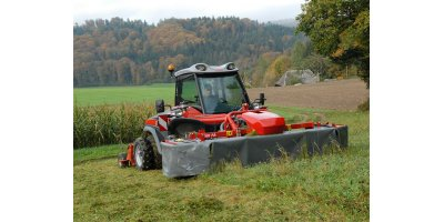 Aebi - Model TT211 - Slope Tractors